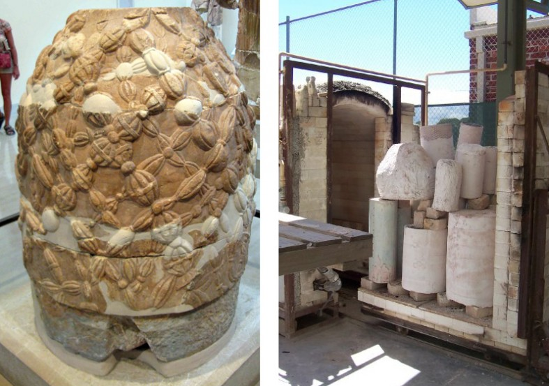 Omphalos_moulds